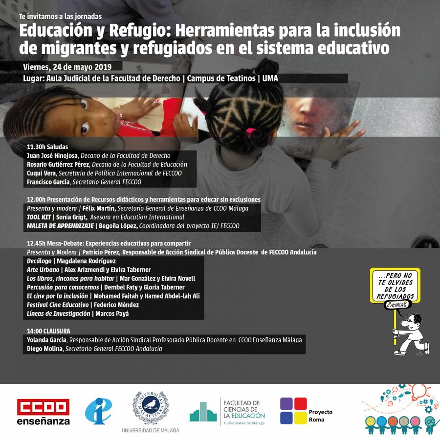 Jornada_Educacion_y_Refugio_Mayo_2019